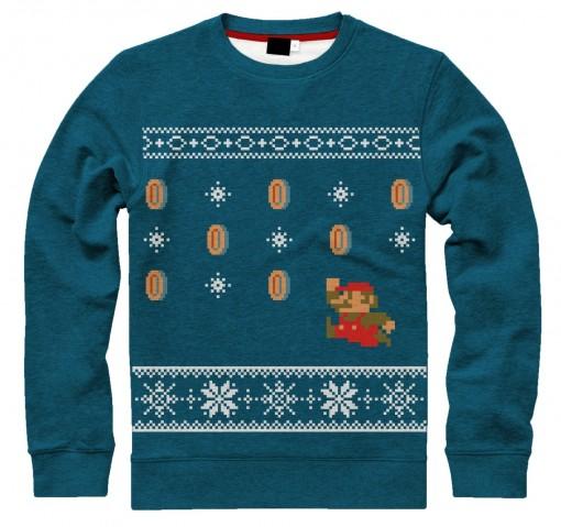 Nerd Fashion - Ugly Holiday Christmas Sweaters | explodedsoda