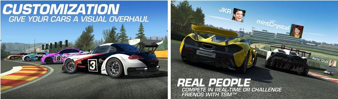 Real Racing 3 v3.4.1 (MOD) APK+DATA