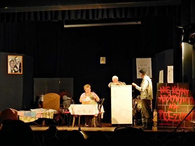 teatr, Wolsztyn, scena, aktorzy amatorzy
