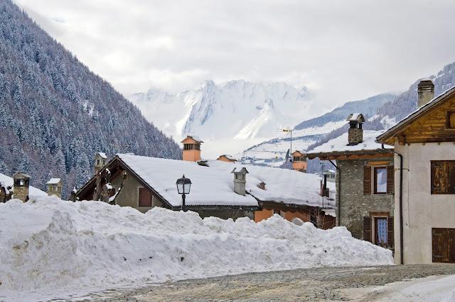 Etroubles Aosta Italia