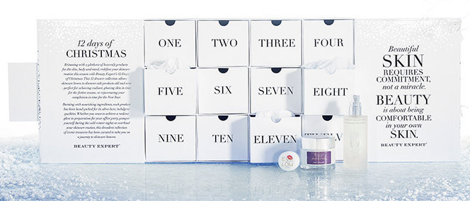Beauty Expert 12 Days of Christmas Advent Calendar 2017 Full Contents, Spoilers, Review