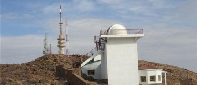 Le Maroc inaugure un télescope géant pour découvrir de nouveaux systèmes planétaires.