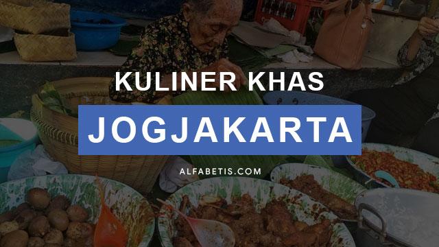 Kuliner Khas Yogyakarta Terpopuler dan Murah