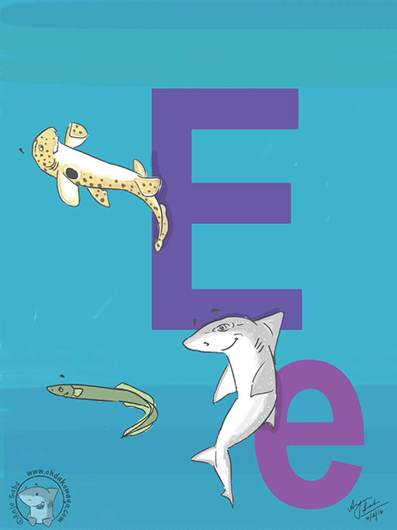 Oh dakuwaqa the shark comics and cartoons a to z of sharks there are sub varieties of dogfish that i wanted to add instead under other alphabet but i liked the idea of the dogfish on top of the red structure thecheapjerseys Gallery