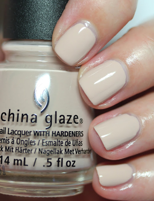 China Glaze Shades of Nude Pixilated