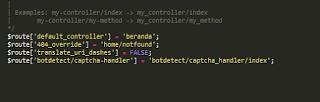 Membuat Captcha di HTML PHP Framework Codeigniter