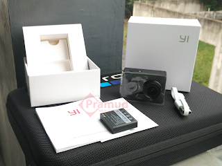bongkar box xiaomi yi indonesia versi international