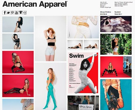 Fashion Tumblr Tipp : American Apparel | Lookbook als Tumblr