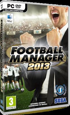 Sorunsuz Çalışan Football Manager 2013 Proper CPY Full İndir