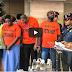 Arestado Ang Apat Na Foreigners Sa Kasong Swindling At Estafa
