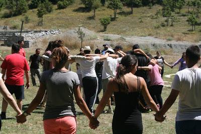 Summer camp 2016: ΝΕΑ ΑΚΡΟΠΟΛΗ