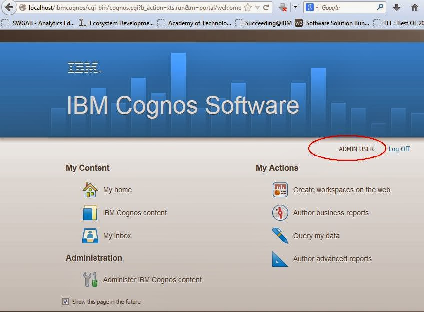 Download ibm cognos insight personal edition 10. 2. 1433. 11.