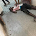 Photos: 20 illegal African immigrants wounded in human trafficker's gunfire after mass escape in Libya