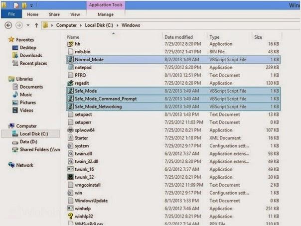 Cara Menambahkan Safe Mode di Klik Kanan Windows 7 & 8