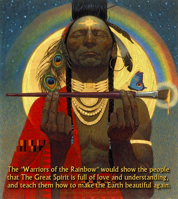 Warriors Of The Rainbow Tribe: Lantern Of The Hermit: Standing Rock: Is It A Harbinger