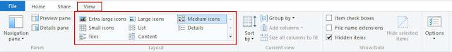Cara Membuat Folder dan Menghapus Folder