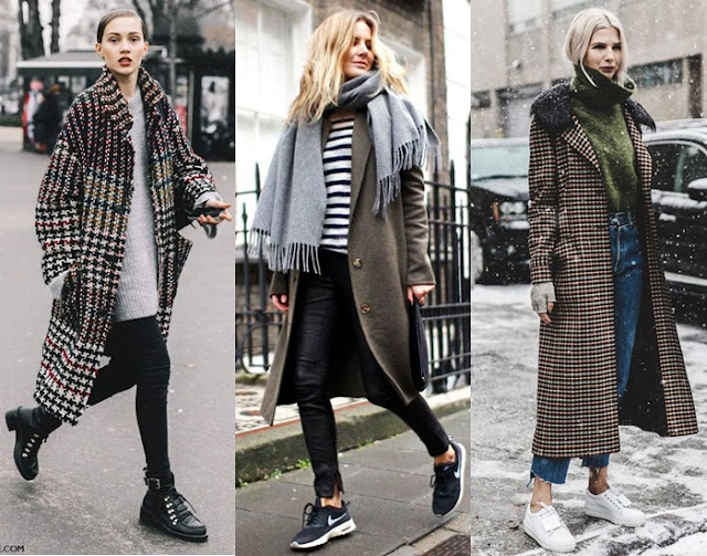 WHAT TO WEAR IN WINTER Falling for A