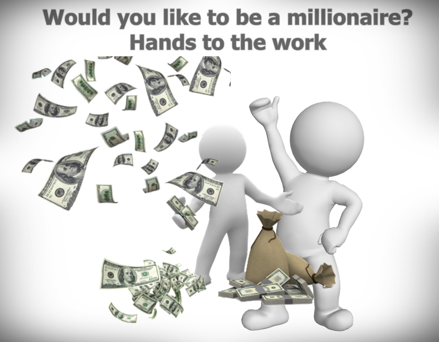 would you like to be a millionaire essay We will write a custom essay sample on slumdog millionaire analysis hi there, would you like to get such a paper.