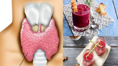 Miraculous Drink For Thyroid Gland