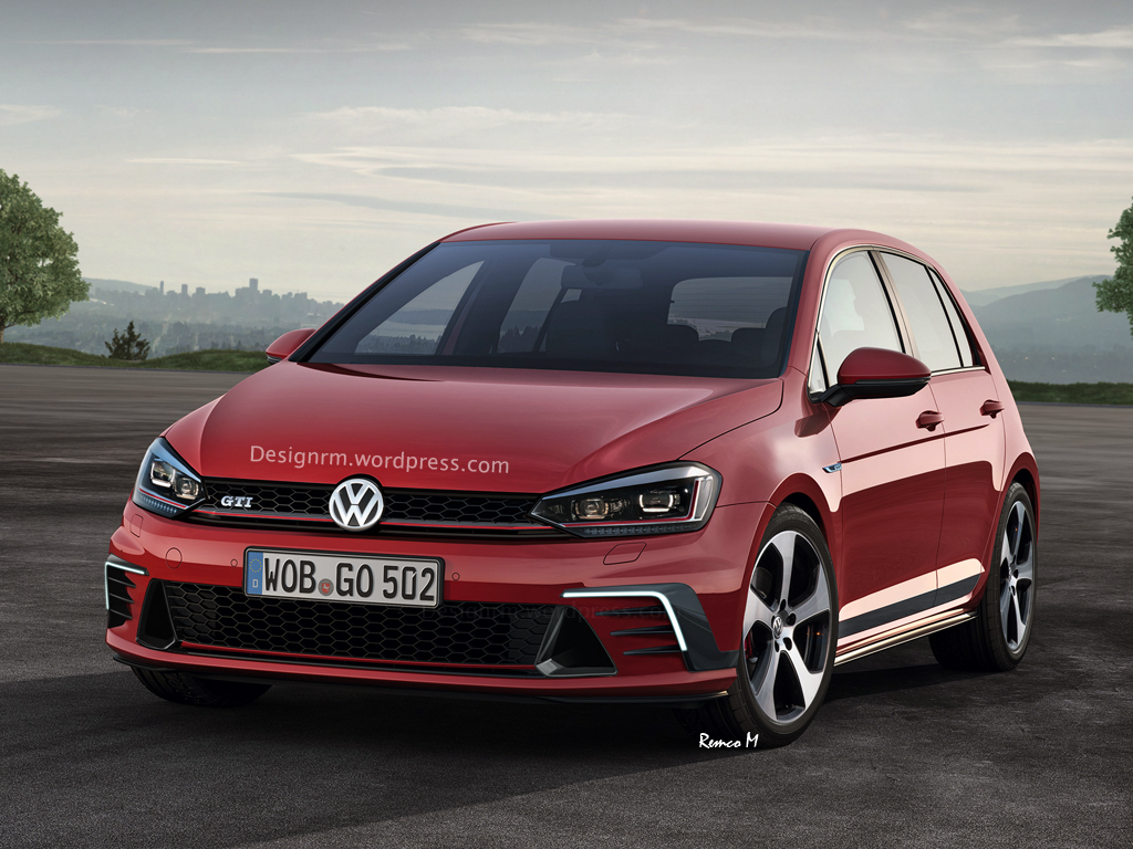 East Coast Vw >> VW Golf Facelift Could Debut At Geneva Before R420 Variant - carscoops.com