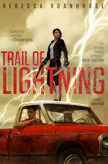 Interview with Rebecca Roanhorse, author of Trail of Lightning