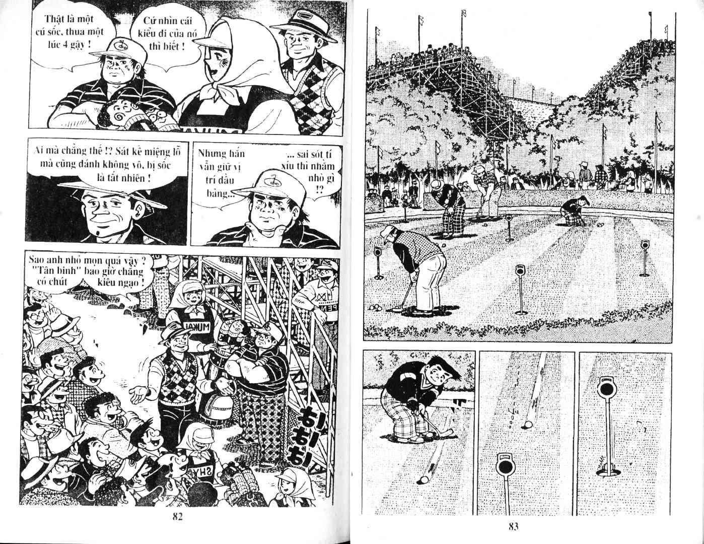 Ashita Tenki ni Naare chapter 40 trang 39