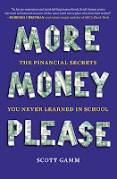 Book cover - More Money Please