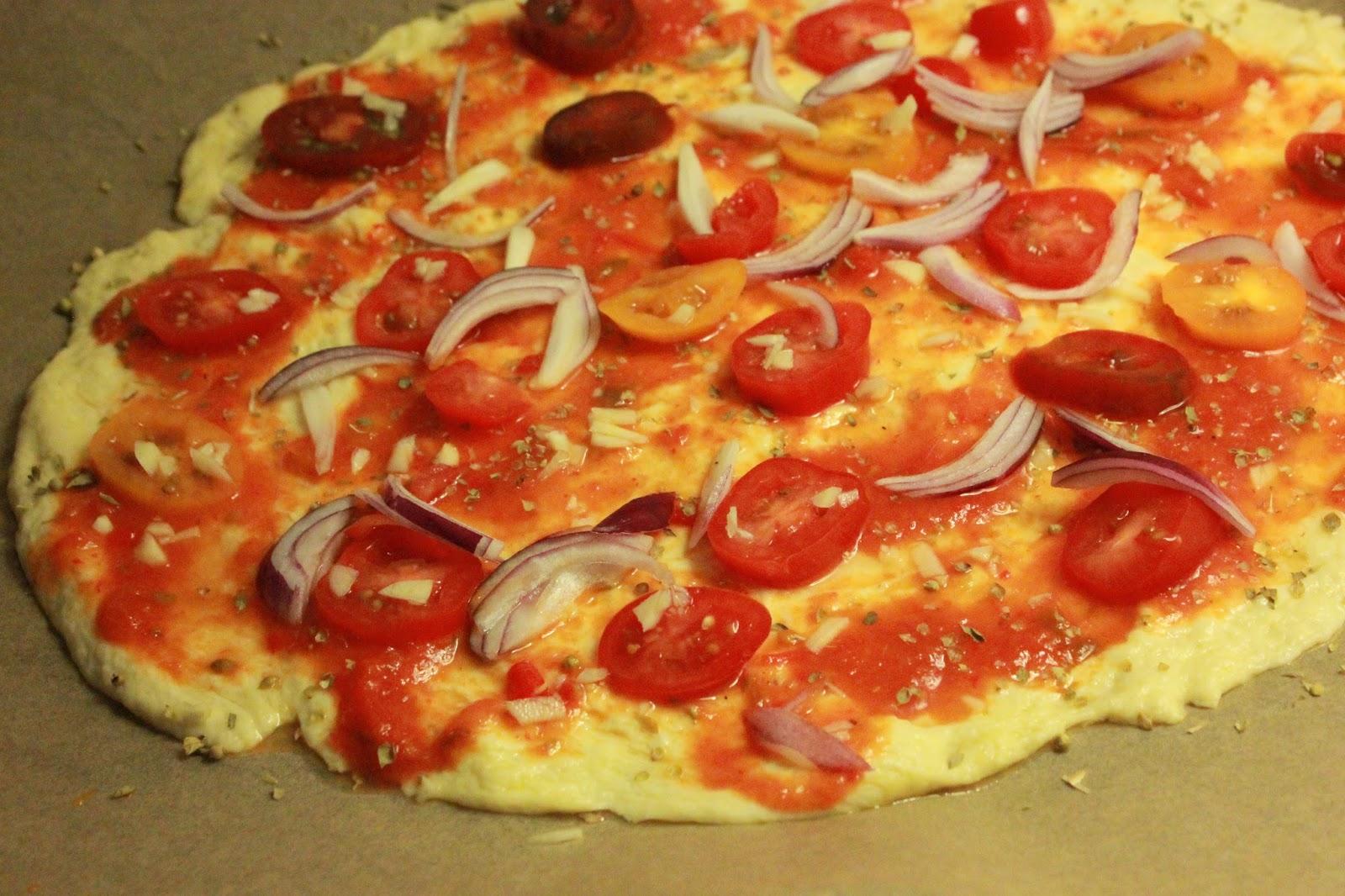 Zwei in Eins - Olivenölbrot und Pizzateig nach Lea Linster