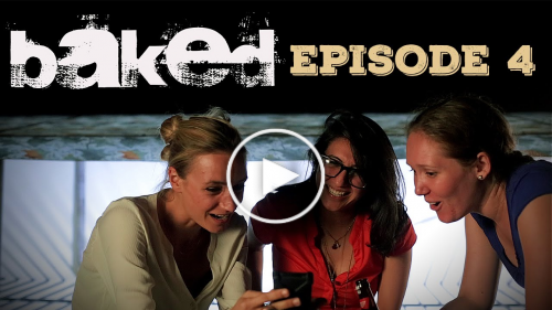 Baked: Episode 4 - Circumambulations Of A Rhinoceros