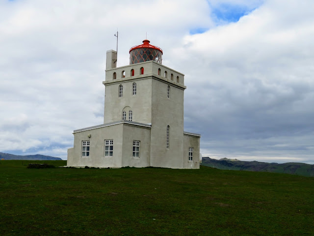 Dyrhólaey Lighthouse is accessible with a 4WD vehicle on a self-drive day trip along Iceland's Southern Coast