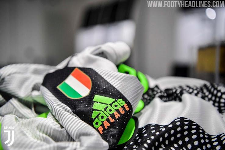 Adidas Juventus 19 20 Palace Fourth Kit 6 | Áo Bóng Đá Sum Store