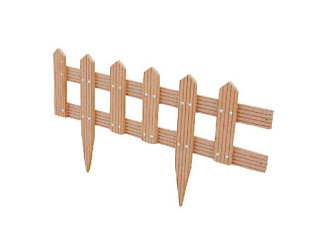Wood Plastic Composite Fencing 4