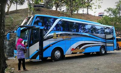 Sewa Bus Yogyakarta - Prapanca Transport