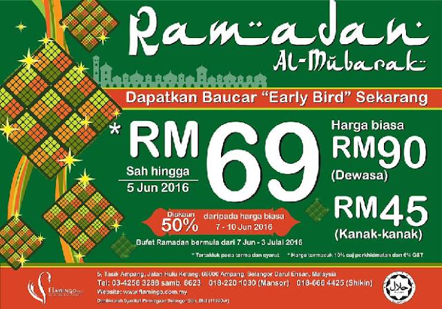 Buffet Ramadhan Kuala Lumpur 2016