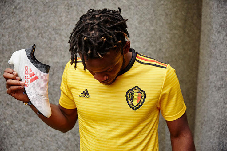 Belgium 2018 World Cup Away Kit Released - Leaked Soccer - Nike and ... d1597a1b2