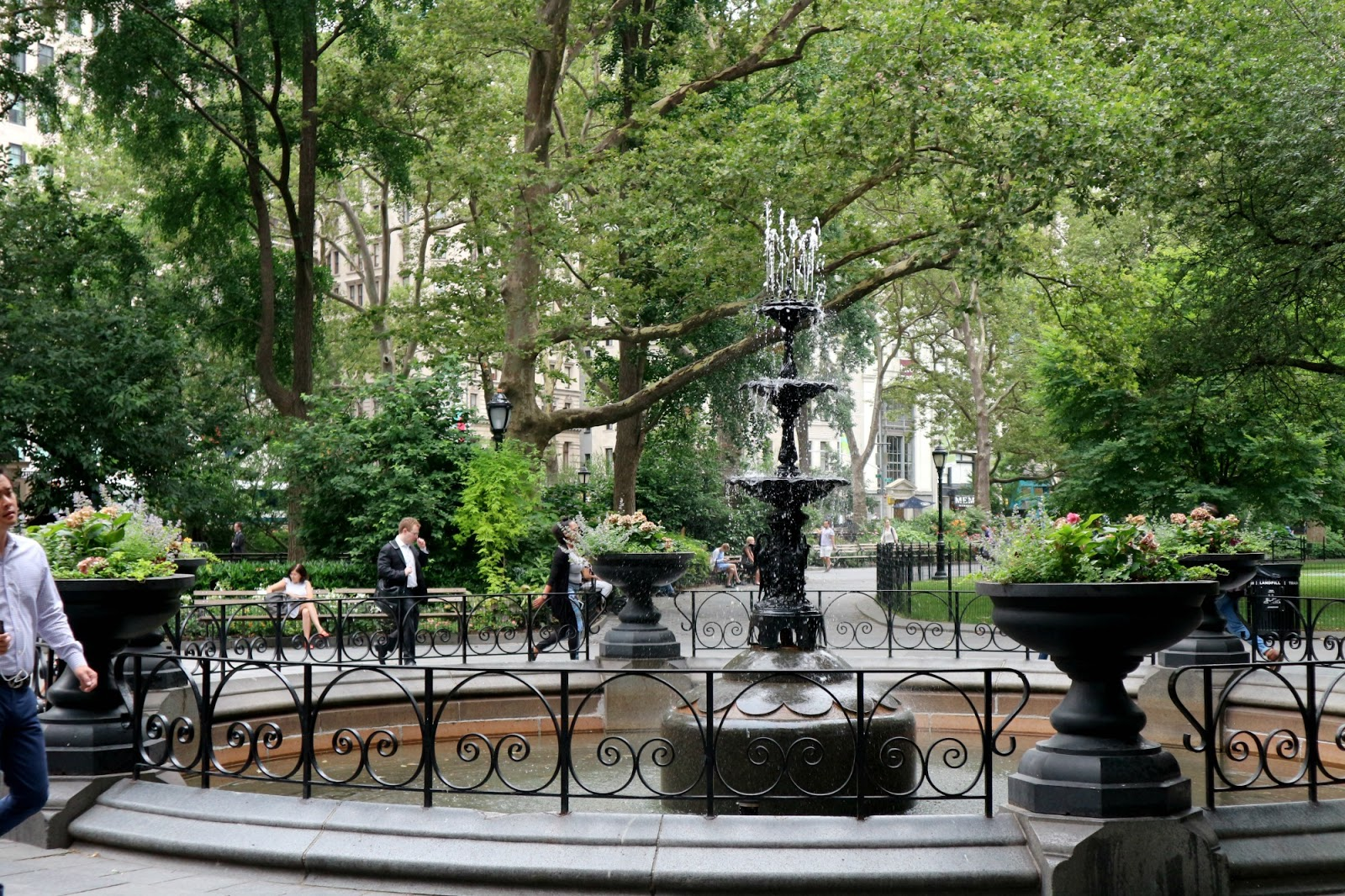 Madison Square Park must see