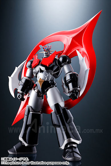 Figura Super Robot Chogokin Mazinger Zero