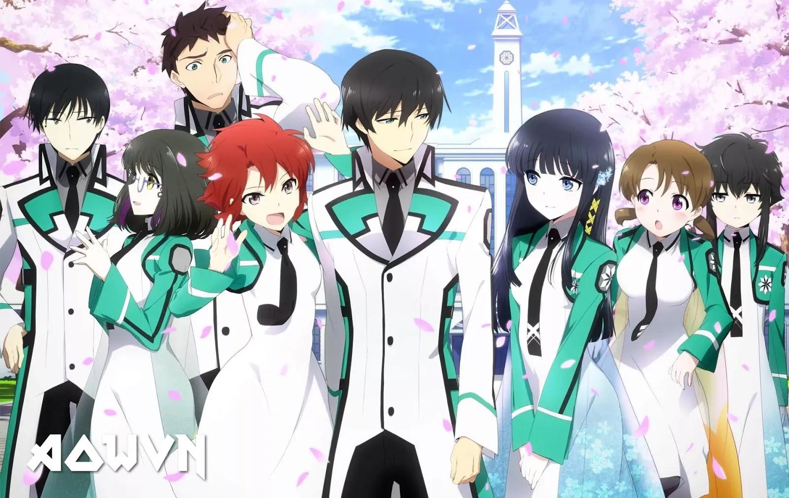 AowVN.org m%2B%25281%2529 - [ Anime 3gp Mp4 ] Mahouka Koukou No Rettousei BD | Vietsub - Tuyệt Hay