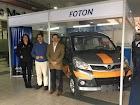 """Foton estuvo presente en la Feria """"Expo Auto Sur 2018"""""""