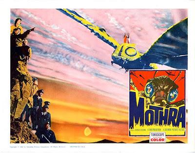 Mothra 1961 Image 5
