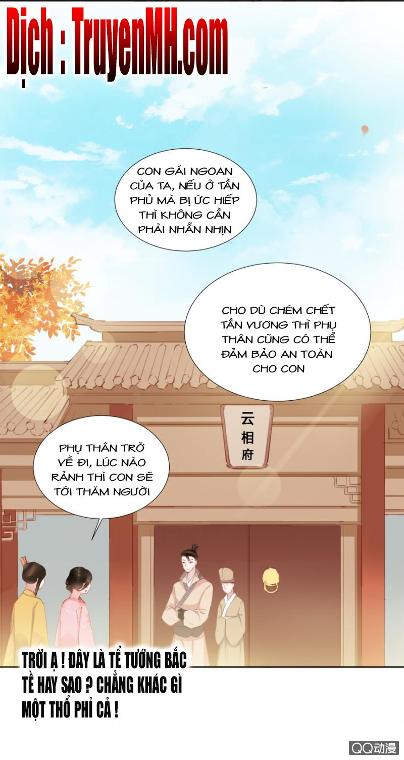 Solo Đi Vương Gia chap 18 - Trang 6