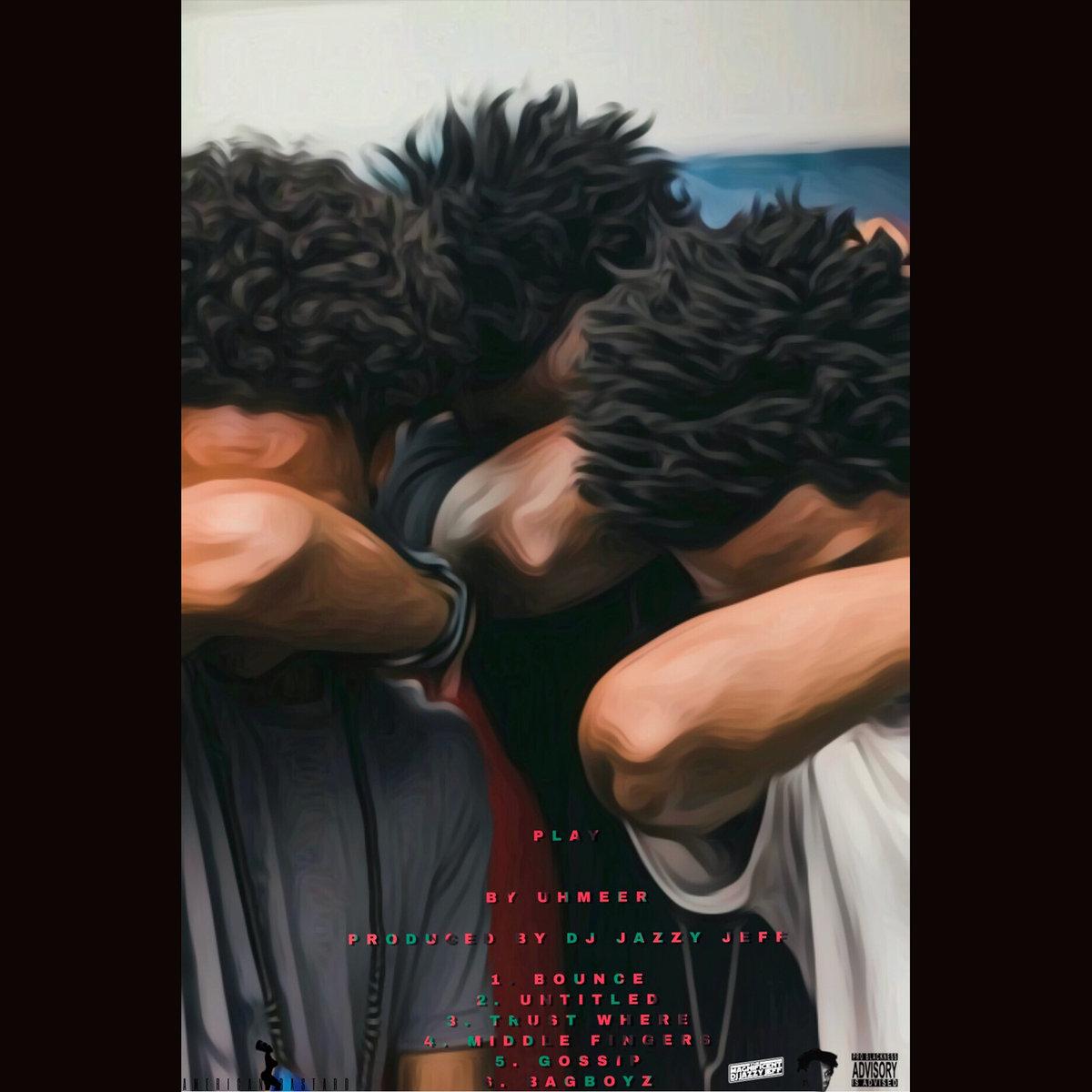 PLAY von UHMEER | Der Sohn von DJ Jazzy Jeff hat eine neue EP als Full Stream am Start