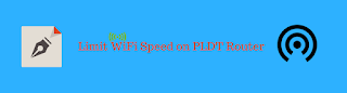 limit bandwidth pldt
