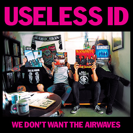 """Useless ID announce new EP """"We Don't Want the Airwaves"""" and stream new song"""