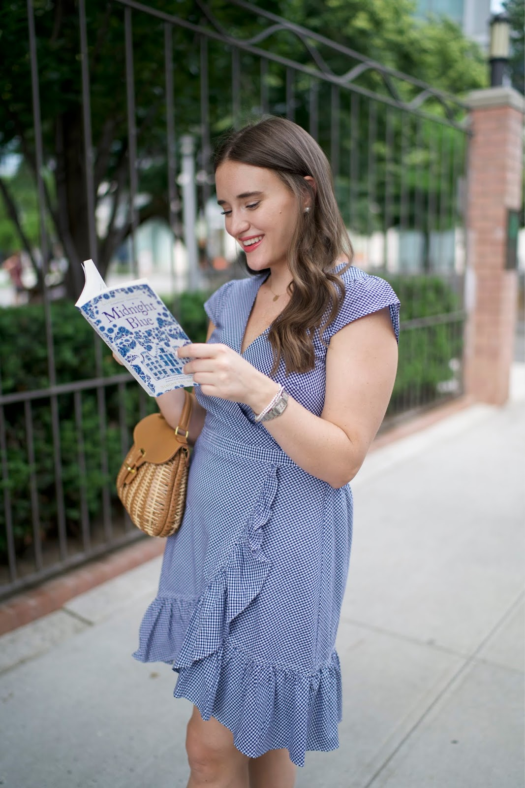 June Summer Reading List featured by popular New York lifestyle blogger, Covering the Bases