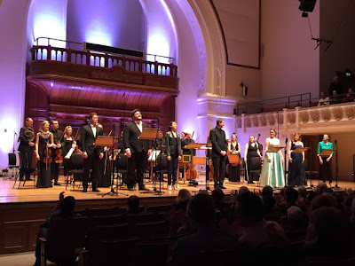 Ian Page and Classical Opera at Cadogan Hall