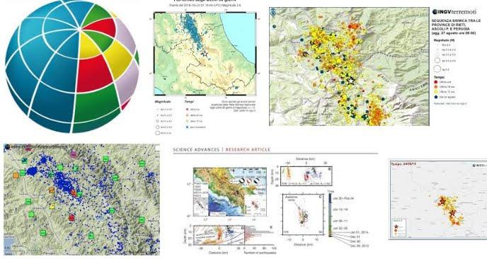 INGV Terremoti pubblicherà tweet con stima rapida di epicentro e magnitudo di un terremoto.