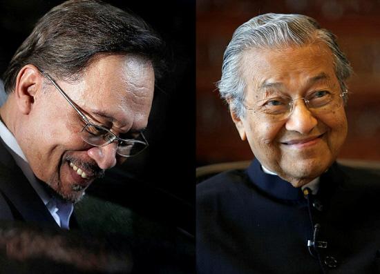 E Buku IH-121: Kemelut Dalam Senyum, Anwar/Mahathir