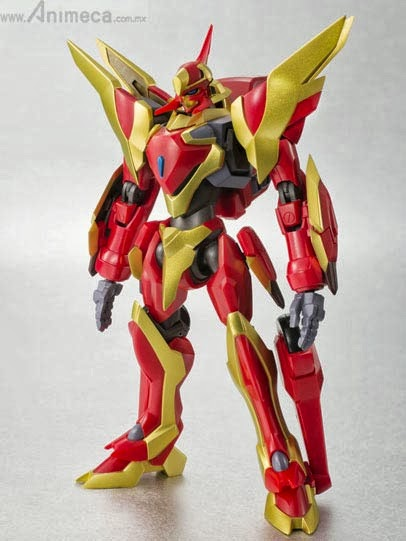 FIGURE ROBOT SPIRITS Knightmare Frames LANCELOT TRIAL CODE GEASS Oz the Reflection BANDAI