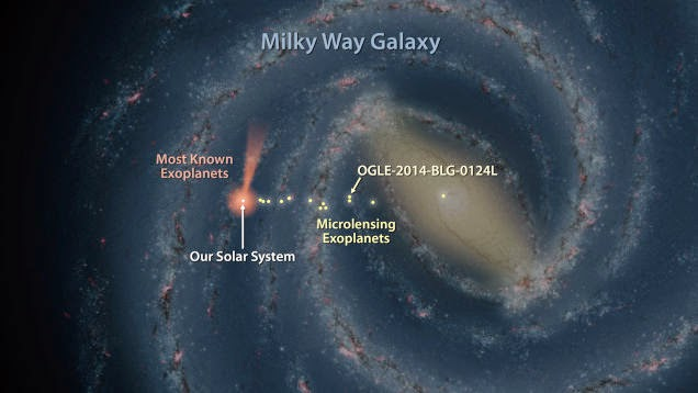 Latest Map Shows Just How Little We Know About Our Own Galaxy